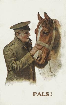 'Pals!', 1914-1918