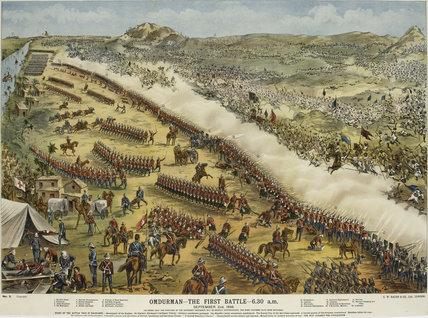 Battle of Omdurman, 2 September, 1898
