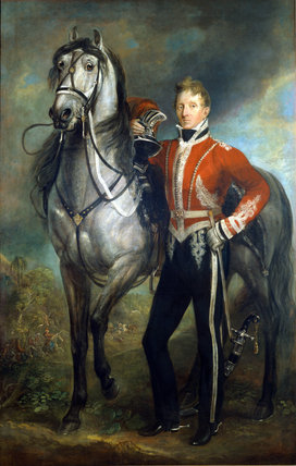 Major George Cunningham, 1820 (c)