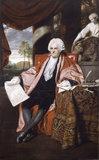Portrait of Dr John Ash (1723-1798)