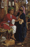 The Lantern Maker&#039;s Courtship, A Street Scene in Cairo