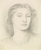 Portrait of Ada Vernon
