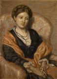 Portrait of Miss Iza Duffus Hardy