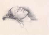 Ophelia - Head Study