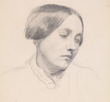 Female - Study of a Girls Head