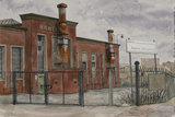 Redfern Road Tyseley Bakelite