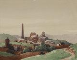 Coal Mine At Halesowen