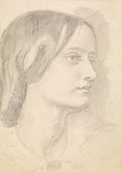 Portrait of Red Lion Mary, Mrs Mary Nicholson