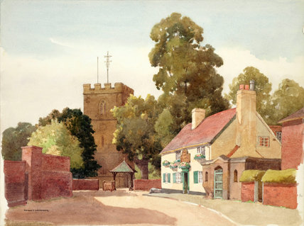 St Laurence Church and The Great Stone Inn - Northfield Church