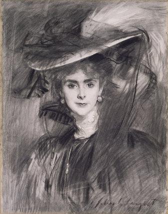 Portrait of the Baroness de Meyer