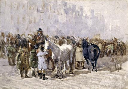 The Birmingham Horse Fair