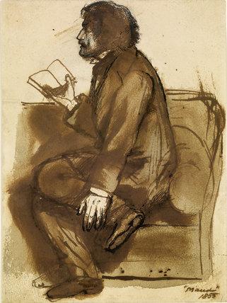 Tennyson reading 'Maud'