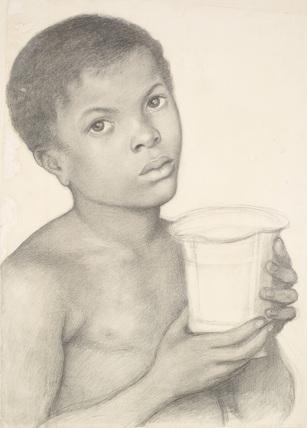 The Beloved - Study of a Black Boy