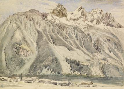 Aiguilles of Chamonix
