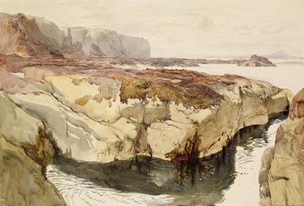 Coast Scene near Dunbar