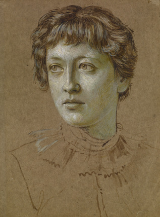 Portrait of Miss Susan Zileri