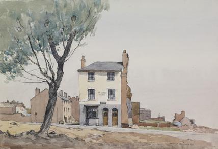 Lonely St Luke's Tavern