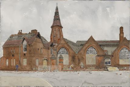 Tilton Road School Bordesley