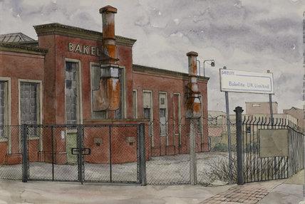 Redfern Road Tyseley Bakelite