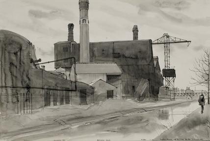 GEC Factory Witton
