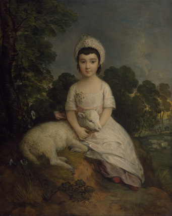 Portrait of Isabelle Bell Franks