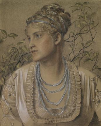 Portrait of a Lady (Mrs Mary Sandys)