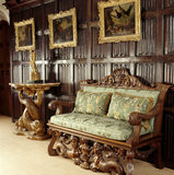 The Panelled Lobby