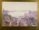 Watercolour from Standen, the artist is unknown