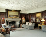The Oak Room at Anglesey Abbey