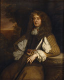 RICHARD LEGH (1634-87) by Sir Peter Lely (1618-1680)