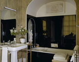 The Bathroom between the South Bedroom and Dressing Room at Hinton Ampner