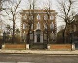The front of Rainham Hall, an elegant Georgian house, built in 1729