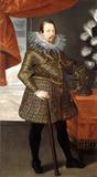 Portrait of VINCENZO I GONZAGO, 4th