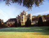 View of the South Front of Tyntesfield in the early morning