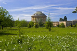 The north front at Ickworth, Bury St Edmunds, Suffolk