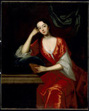 PORTRAIT OF MRS. GILBERT ECCLES, in the manner of Michael Dahl