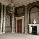 The Entrance Hall at Attingham Park
