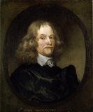 PORTRAIT OF `OLD' SIR JOHN BROWNLOW, by Gerard Soest