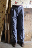 A pair of trousers on a shop room dummy in the 1970s tailor's shop at the Birmingham Back to Backs
