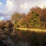 River scene taken near to Dodds Bridge