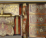 The Boulle Cabinet, Felbrigg Hall