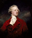 PORTRAIT OF SIR ABRAHAM HUME by Sir Joshua Reynolds, post-conservation at Belton House (BEL/P/127)