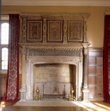 Barrington Court - The fireplace in the Master Bedroom