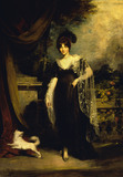 MRS ROBINSON by William Owen (1769-1825) from Petworth House