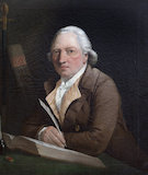 John Buckle (d.1818) by Charles Catton the elder, c.1787, at Felbrigg Hall. Oil on canvas, 74 x 63 cm. National Trust Inventory number: 1401286