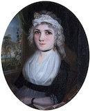 Anne Buckle (1772-1860), Mrs Cremer Cremer, by British (English) School,  c.1800/1805, at Felbrigg Hall.