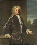 WILLIAM, FORMERLY 4TH BARON WIDDRINGTON, (1678-1743), by the circle of Joespeh Highmore, a portrait at Nunnington Hall, North Yorkshire