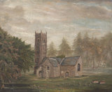 View of Old Arlington Church (St James's), Devon