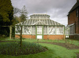 The Conservatory at Sunnycroft which was left to the National Trust by Miss Joan Lander