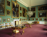 Room view of the Picture Gallery at Stourhead